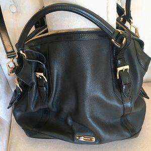 Burberry satchel crossbody